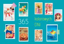 Fotoksiążka Rok w Kolorze, 20x30 cm