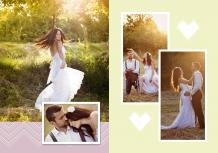 Fotokniha Svatební elegance, 20x30 cm