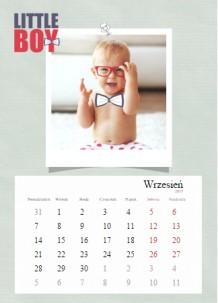 Kalendarz, Moje pierwsze wielkie chwile , 30x40 cm