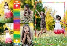 Fotoksiążka Nowocześnie Tradycyjny, 20x30 cm
