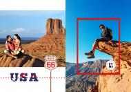 Fotoksiążka Wakacje w USA, 20x30 cm