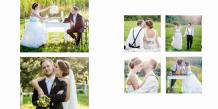 Fotoksiążka Twój Projekt Ślub, 20x20 cm