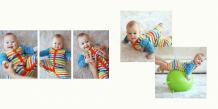 Fotoksiążka Twój Projekt Niemowlę, 30x30 cm