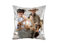 Poduszka, bawełna, Twój projekt, 38x38 cm