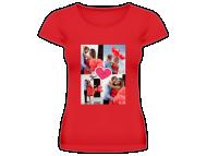 Koszulka damska, Miłość