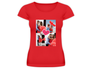 Tričko dámska, Láska