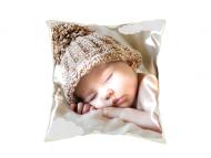 Poduszka, bawełna, Słodki śpioch, 25x25 cm