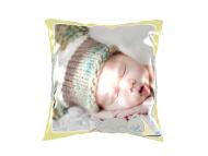 Poduszka, bawełna, Misiowe sny, 25x25 cm