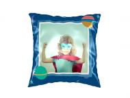 Poduszka, bawełna, Słodkie chwile przedszkolaka, 25x25 cm