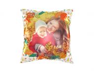 Poduszka, bawełna, Jesienne wspomnienia, 25x25 cm