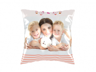 Poduszka, bawełna, Wszystkiego najlepszego Mamo, 40x40 cm