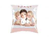 Poduszka, bawełna, Wszystkiego najlepszego Mamo, 25x25 cm