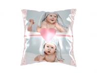 Poduszka, bawełna, Słodkie maleństwo, 25x25 cm