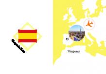 Fotoksiążka Hiszpania - Wakacyjna Przygoda, 20x30 cm