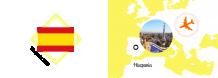 Fotoksiążka Hiszpania - Wakacyjna Przygoda, 30x20 cm