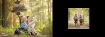 Fotoksiążka Twój Projekt Kontrastowy, 30x20 cm