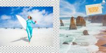 Fotoksiążka Wakacje w Australii, 20x20 cm
