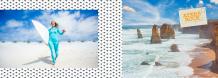 Fotoksiążka Wakacje w Australii, 30x20 cm
