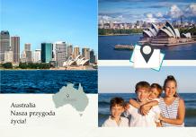 Fotoksiążka Wakacje w Australii, 20x30 cm