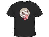 Koszulka męska, Nowoczesna rodzinka