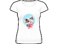 Koszulka damska, Nowoczesna rodzinka