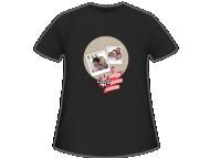 Koszulka dziecięca, Nowoczesna rodzinka