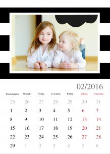 Kalendarz, Kalendarz na każdą okazję, 30x40 cm