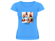 Koszulka damska, Wspólne chwile
