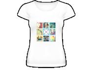 Koszulka damska, Twoje zdjęcia z Instagrama