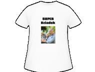 Koszulka dziecięca, Najlepszy dziadek