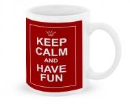 Kubek, Keep Calm and Have Fun